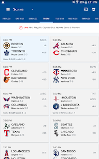 CBS Sports App - Scores, News, Stats & Watch Live Screenshot