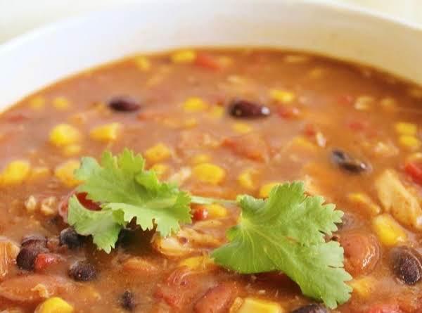 8 Can Taco Soup Recipe