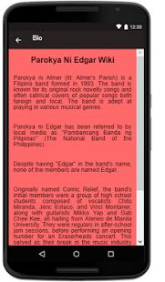 Parokya Ni Edgar Songs+Lyrics - náhled
