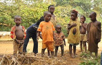 Photo: children of the Congo