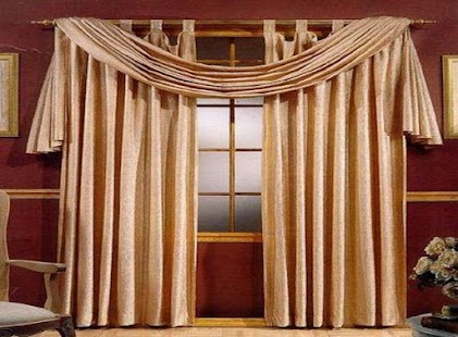 Luxury Curtain Design - náhled