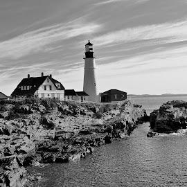 by Joe Fazio - Black & White Landscapes (  )