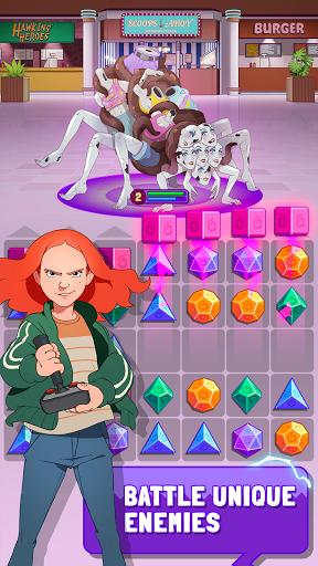 Stranger Things: Puzzle Tales screenshot 2