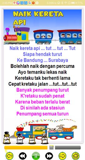 Code Triche Lagu Anak Anak APK MOD screenshots 3