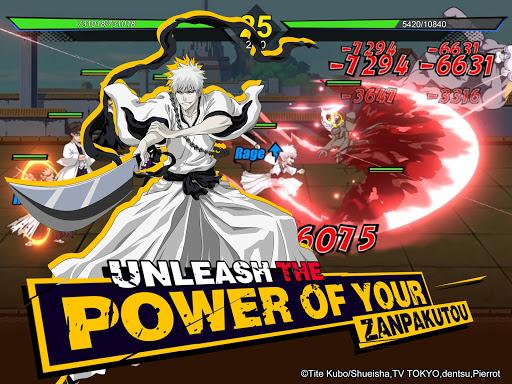 Bleach: Immortal Soul apkpoly screenshots 4
