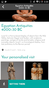 My Visit to the Louvre- screenshot thumbnail