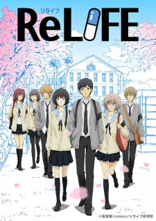 ReLife Cover Art