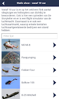 Screenshot of Texel Airshow