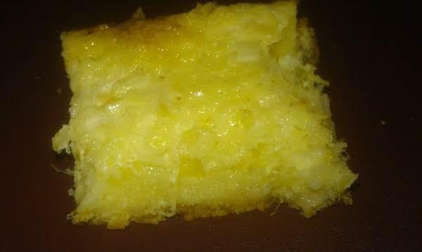 Easy Pineapple Bars Recipe