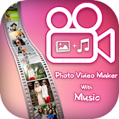 Photo Video Maker with Music - Slide Show Maker