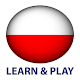Learn and play. Polish words - vocabulary & games (app)