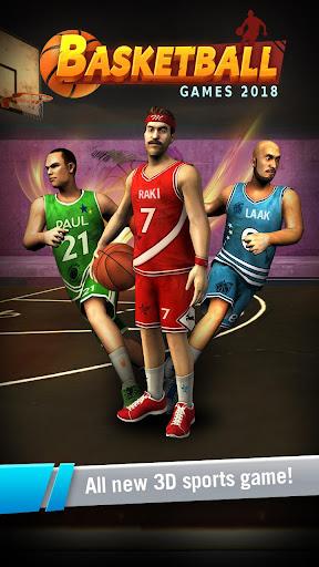 Basketball Games 2018 10.9 screenshots 1