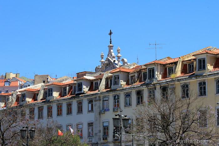 Площадь Dom Pedro IV, Португалия