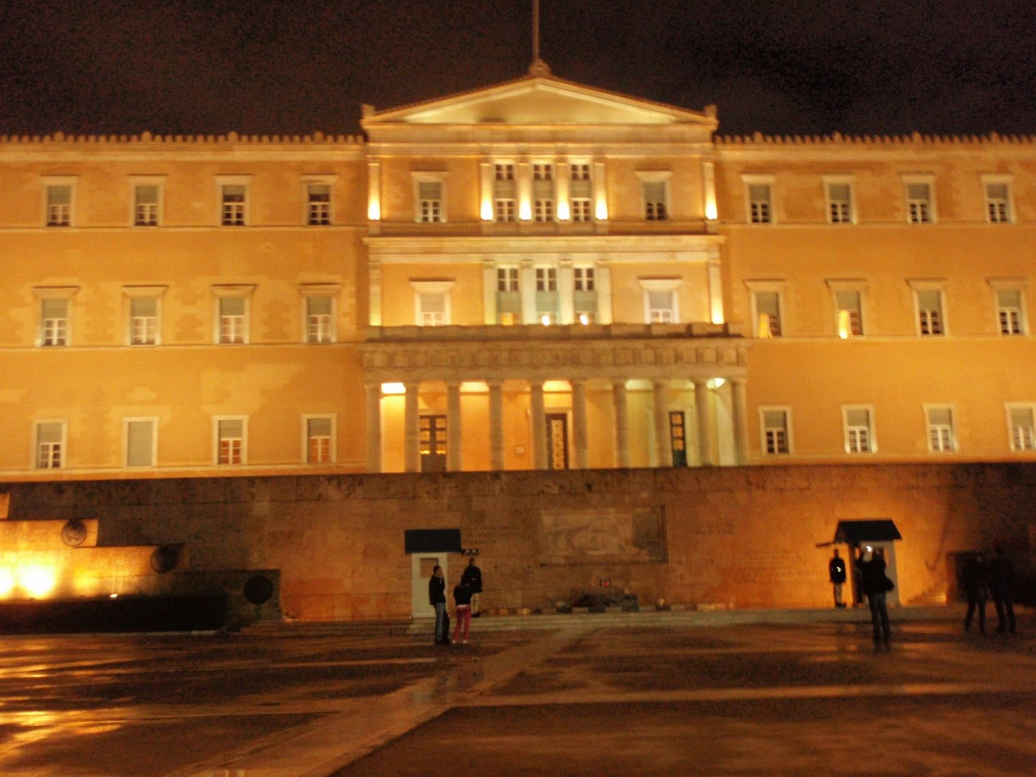 Parliament, Athens, Greece