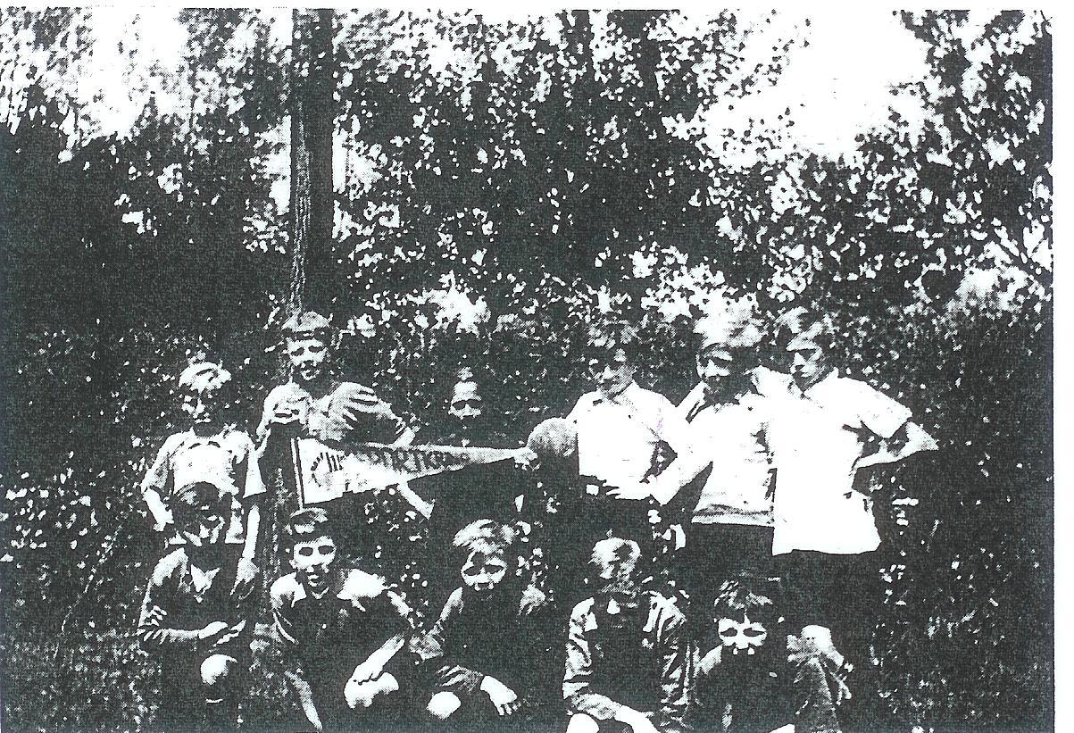 De ploeg van de Ripstraat