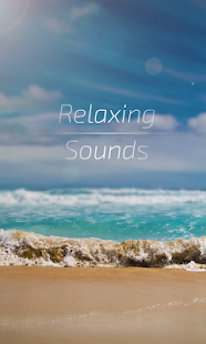Relaxing Sounds- screenshot thumbnail