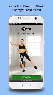 9zest Stroke Rehab - náhled