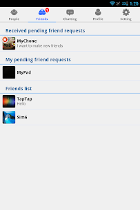 Friends Talk – Chat,Meet New People Apk  Download For Android 4