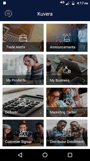 Kuvera Global 4.0 screenshots 3