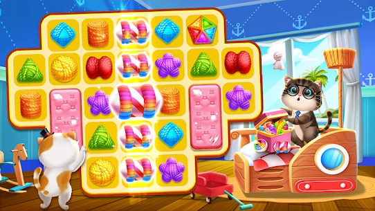 Kitten Party Cat Home Decorate MOD (Unlimited Gold Coins) 5