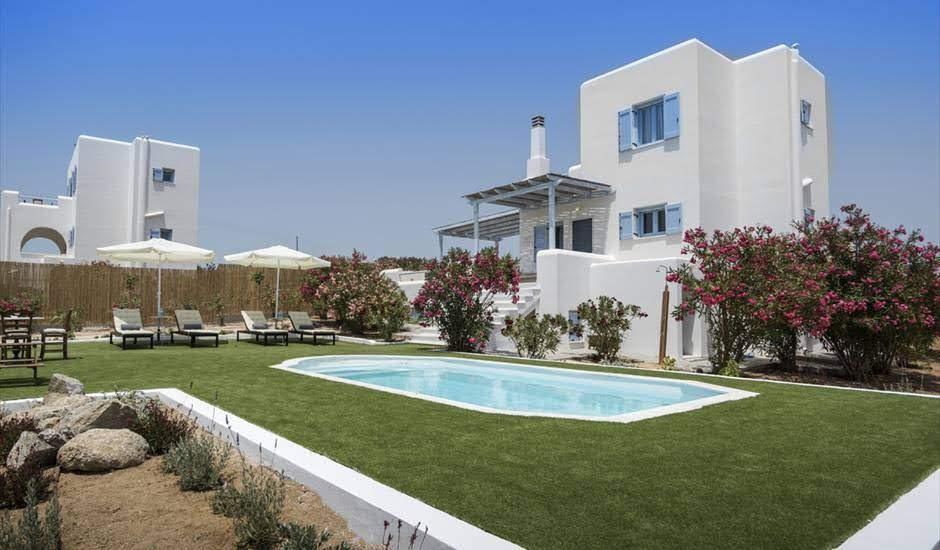 Villa Iraklia, Naxos