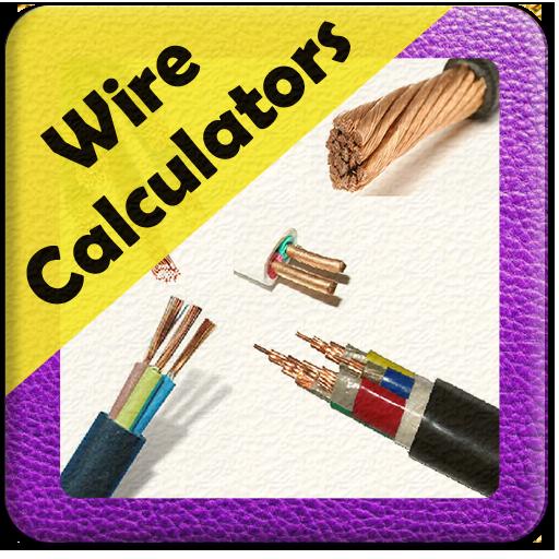 Electric wire calculator