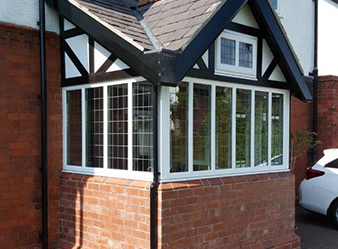 Bespoke Porch Windows