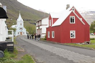 Photo: Seydisfjordur