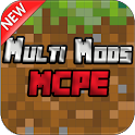 Multi Mods Minecraft PE icon