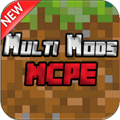 Multi Mods Minecraft PE