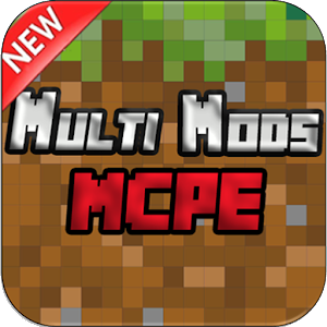 Multi Mods Minecraft PE for PC and MAC