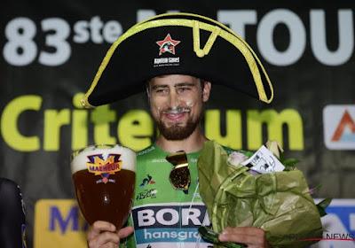 Sagan remporte le critérium d'Herentals devant Van Avermaet