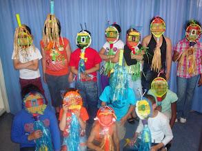 Photo: maskers