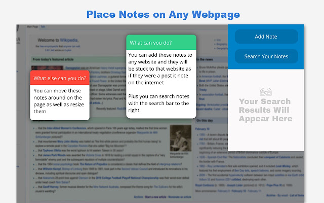 Docamatic - Add Sticky Notes to the Web