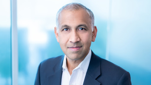 Nutanix president and CEO Rajiv Ramaswami.