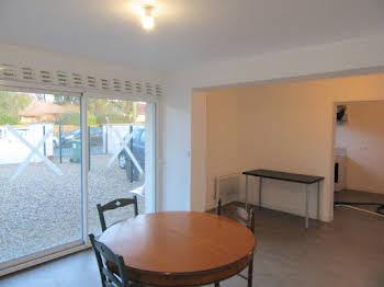 Appartement meublé 2 pièces 44,33 m2
