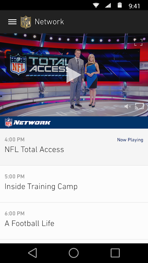 NFL Mobile- screenshot