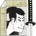 Nonograms Katana icon