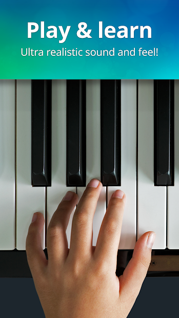 Piano Free - Keyboard with Magic Tiles Music Games Android App Screenshot