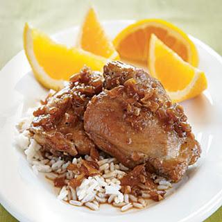 Adobo Chicken.