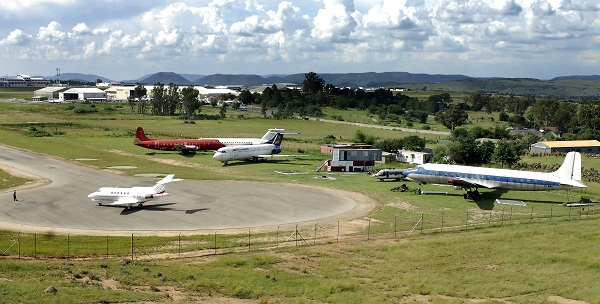 Lanseria International Airport, Johannesburg. Picture: TYRONE ARTHUR
