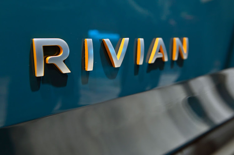 Rivian aims to put an electric pickup and SUV in production this year.