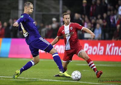 Alexander Corryn komt terug op vertrek bij Antwerp