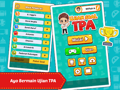 Ujian TPA Psikotes- screenshot thumbnail