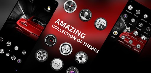 Car Theme Cool Sports Racing Red Car Wallpaper Indir Pc Windows