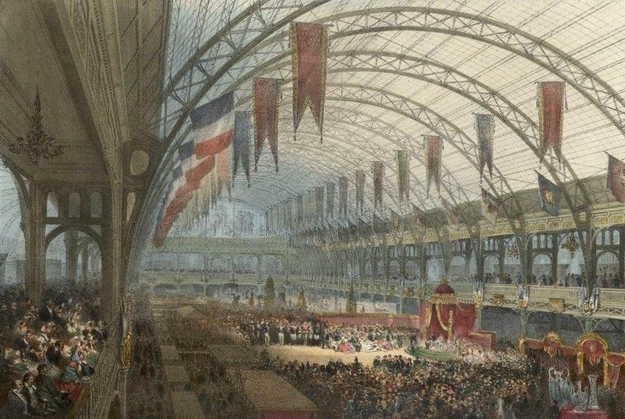 Exposition Universelle 1855.