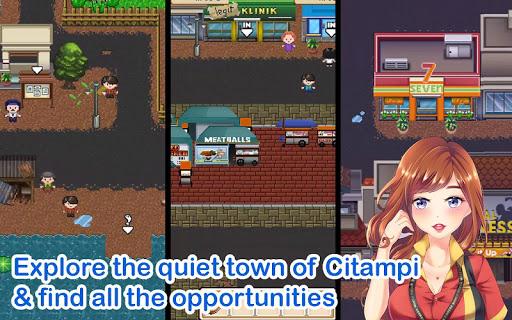 Citampi Stories: Love and Life Sim RPG 1.67.3r screenshots 9