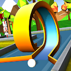 Minigolf: Retro icon