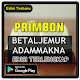 Primbon Betaljemur Edisi Terlengkap Download on Windows