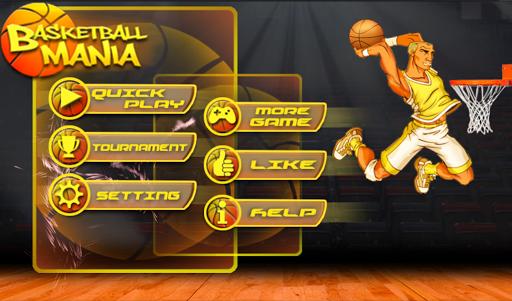 Basketball Mania 2015